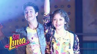 Luna y Simón cantan Valiente | Momento Musical (con letra) | Soy Luna thumbnail
