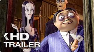 THE ADDAMS FAMILY Trailer 2 (2019)