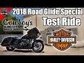 2018 Harley-Davidson Road Glide Special Test Ride