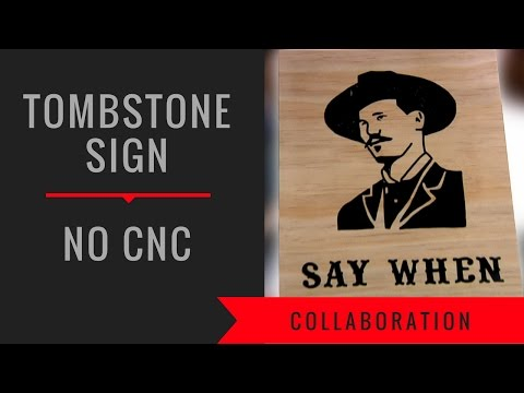 Tombstone Sign Collaboration