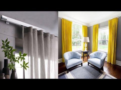КАК ВЫБРАТЬ ШТОРЫ? Как правильно оформить окна