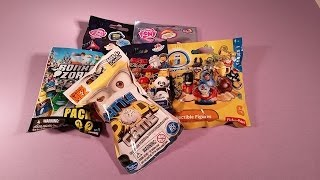 6 Surprise Blind Bags My Little Pony, Marvel, Dispicable Me 2 and More