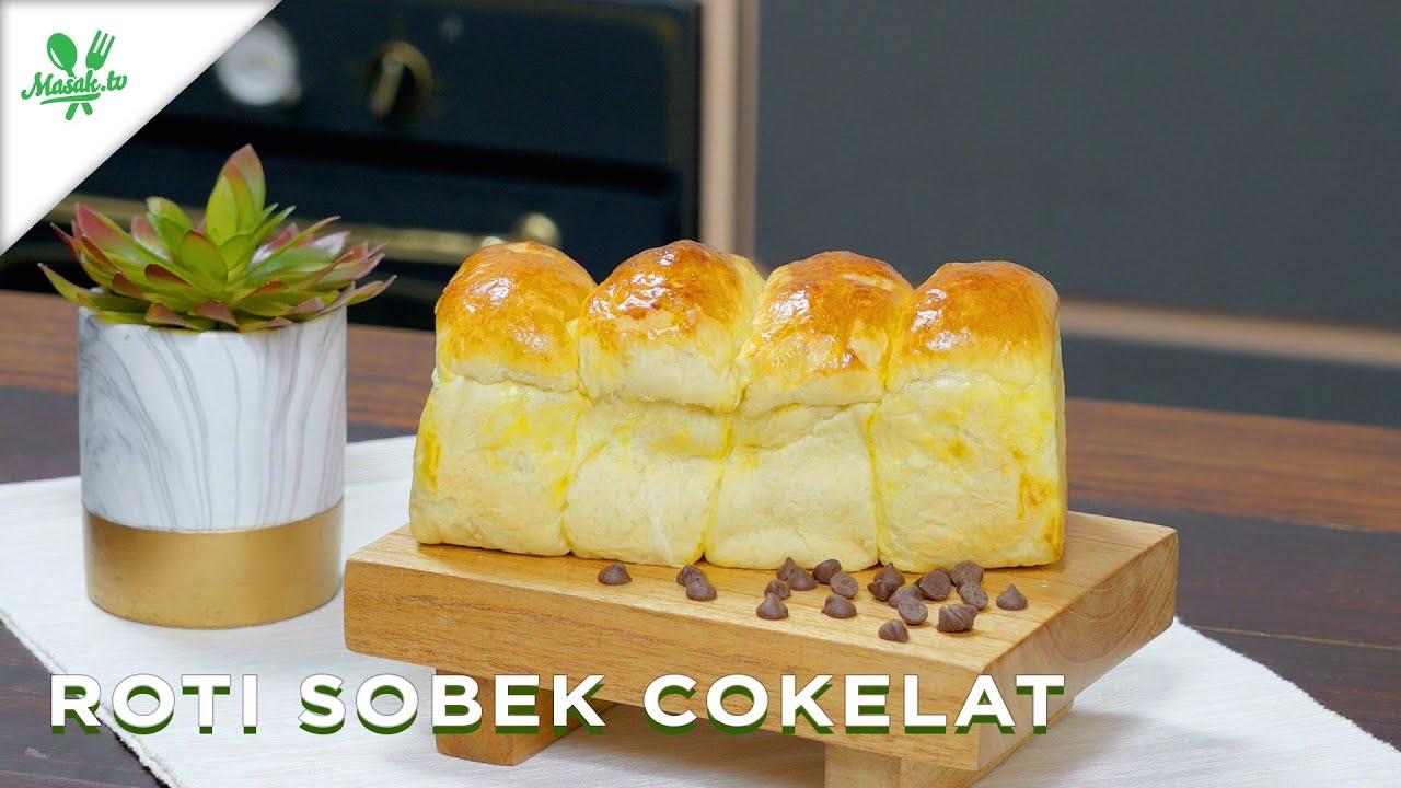 Resep Roti Sobek Keju Cokelat