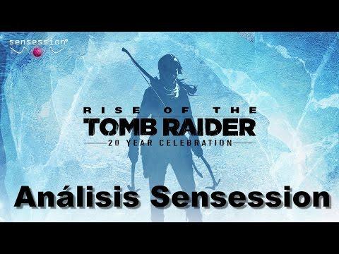 Rise of the Tomb Raider 20º Aniversario Análisis Sensession
