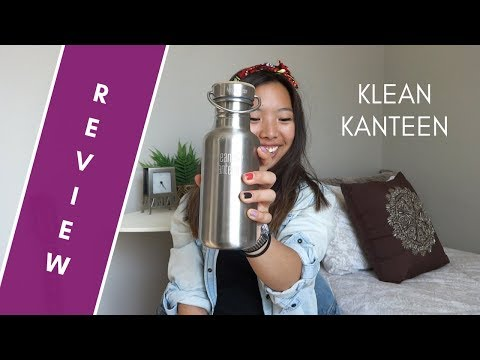 Klean Kanteen Review! | Sustainable Products