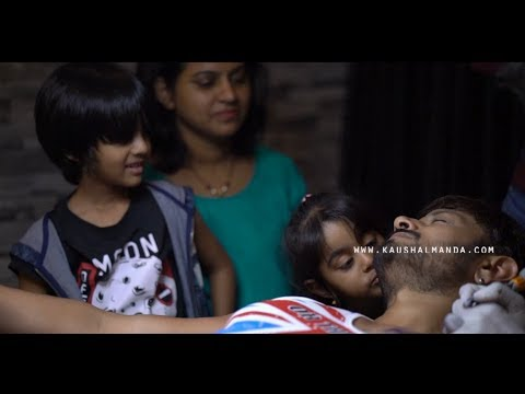 Secrets of my heart..kaushal army Logo making video & the pain behind it.