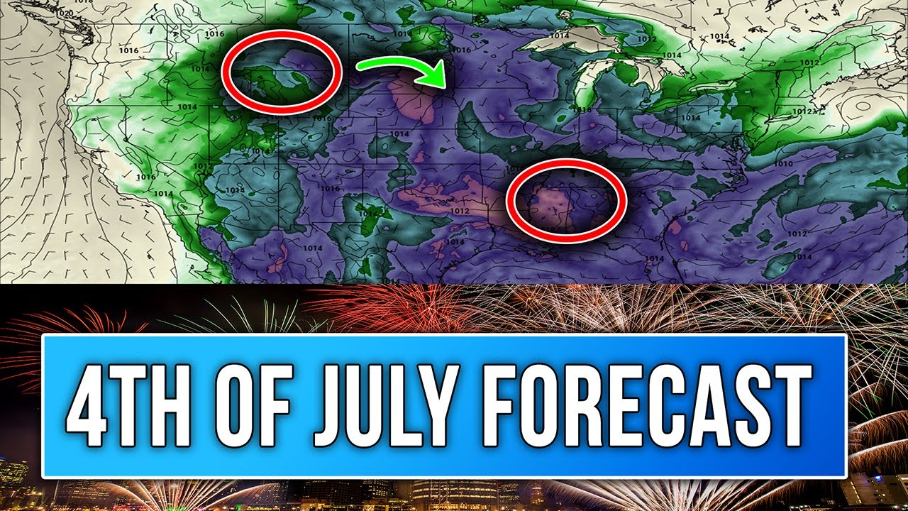 The Weather You Can Expect For 4th of July