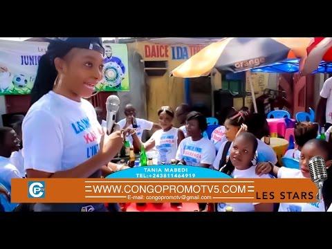 L'international Junior Kabananga Okocha: Célébration  pour titre du champion