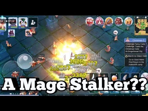 Magic Type Stalker?? [How powerful?] - Ragnarok Mobile SEA