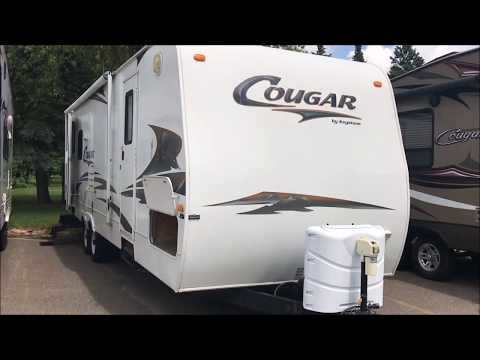 2007 Keystone Cougar 294RLS – Stock #17795