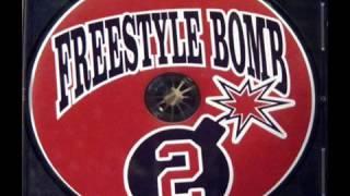 FREEESTYLE BOMB VOL. 2 - DJ PAYBACK GARCIA.