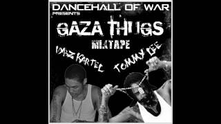 Vybz Kartel & Tommy Lee - Gaza Thugs Mixtape