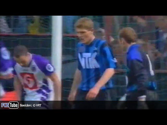 1993-1994 - Beker Van België - 06. Finale - RSC Anderlecht - Club Brugge 2-0