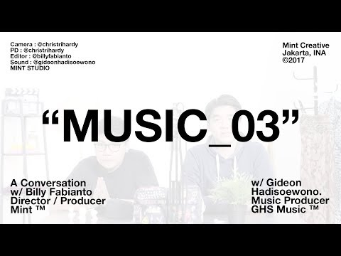 "Music Preferences & Vision ""MUSIC_03"" 