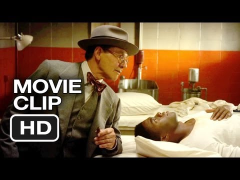 42 Movie CLIP - Why Did You Do This? (2013) - Jackie Robinson Movie HD