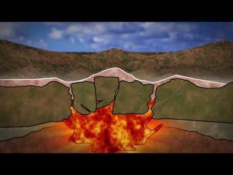 Valles Caldera Formation