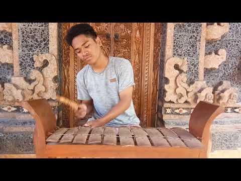 Tari Puspanjali (kotekan polos non full version)
