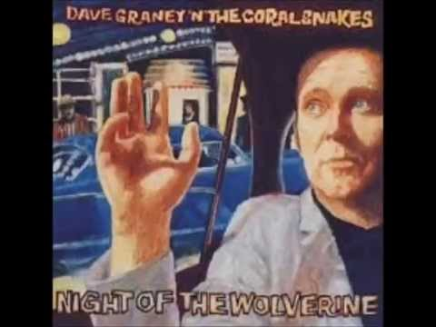 Dave Graney 'n' the Coral Snakes -  You Need to Suffer