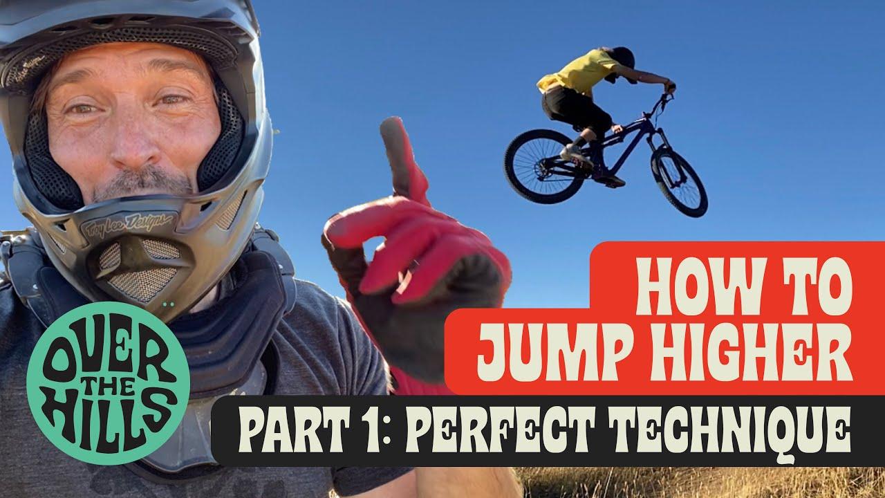 Download BOOST A MOUNTAIN BIKE. INTERMEDIATE JUMP SKILLS TO GET HIGHER (Part 1)