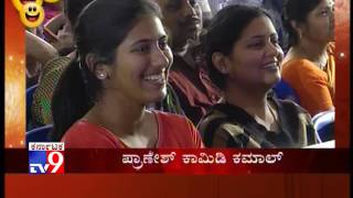 Standup Comedy Of gangavathi pranesh About Cooking Episode In Weekend Comedy