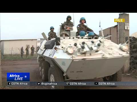 At least 12 UN peacekeepers killed, dozens injured in attack in DR Congo