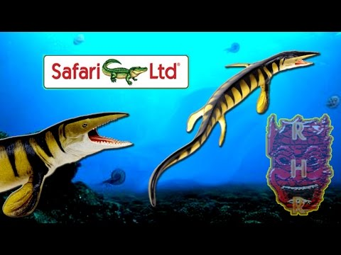 Safari Ltd® 2008 - Tylosaurus Review
