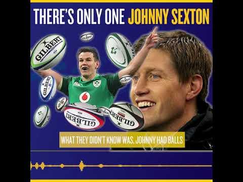 The Johnny Sexton Song / Johnny B. Goode - Gift Grub