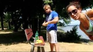 *EXTREME* Banana and Sprite Challenge - 10 Bananas and 2L of Sprite | Furious Pete