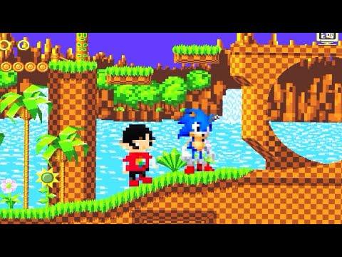 Tag With Ryan Vs Sonic Dash Teen Sonic (Sonic The Hedgehog Movie)