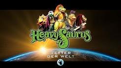 Heavysaurus - Retter der Welt |Das neue Album
