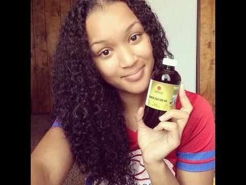 Jamaican Black Castor Oil 3 Month Challenge