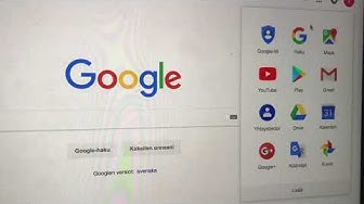 YouTube tilin avaaminen ja Googleen kirjautuminen