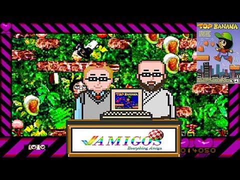 Amigos: Everything Amiga Podcast Episode 119 - Top Banana