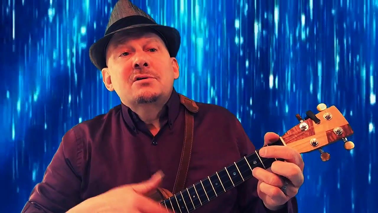 Muj Rhythm Of The Rain The Cascades Ukulele Tutorial Youtube