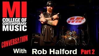 rob halford conversation series part 2