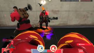 Team Fortress 2 - Partida disputada
