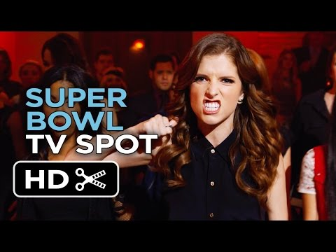 Pitch Perfect 2 Official Super Bowl TV Spot (2015) - Anna Kendrick, Rebel Wilson Movie HD