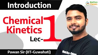 Introduction To Chemical Kinetics Instantaneous \u0026 Average Rate Of Reactions Rate Laws  Chemistry