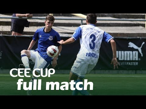 CEE Cup GENERALI 2017 Everton FC vs FC Academy Pandev