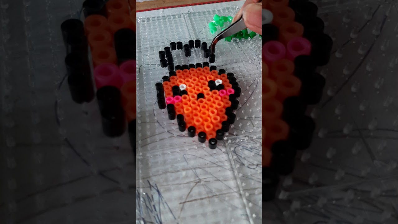 Zanahoria En Hama Beads Youtube Check out our hama beads selection for the very best in unique or custom, handmade pieces from our figurines & knick knacks shops. youtube