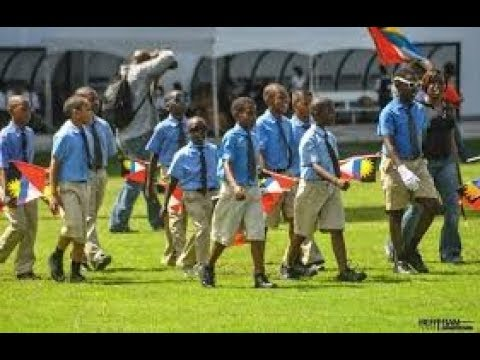 Antigua and Barbuda Youth Rally 2017 | Primary Schools
