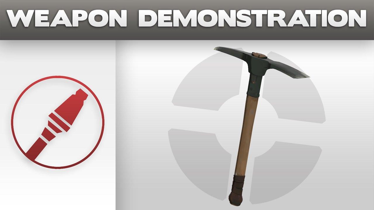 Weapon Demonstration: Escape Plan