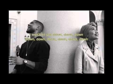 Yuna - Crush Ft. Usher, Instrumental Karaoke