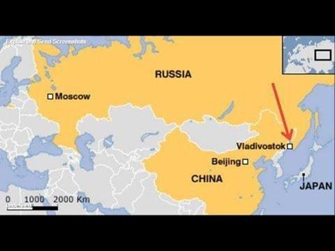 """الحقيقة الكاملة حول الهجرة الى روسيا    """"Russie sans visa """"  Vladivostok"""
