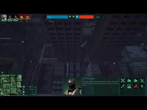 Eximius: Seize the frontline - Commander practice