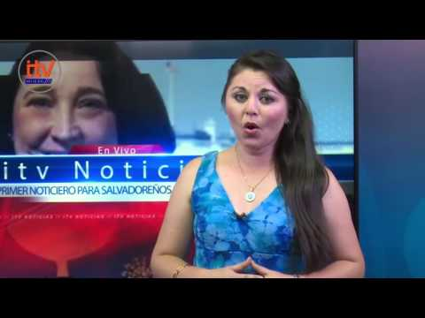 ITV NOTICIAS LUNES 17 DE ABRIL DE 2017 TELE EL SALVADOR