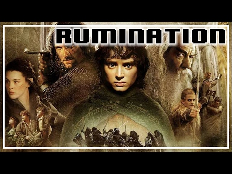 Rumination Analysis on The Lord of the Rings, The Fellowship Of The Ring