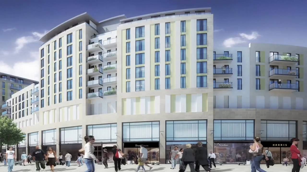 Hayes Apartments A Landmark Development In The Heart Of Cardiff City Centre