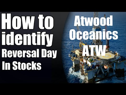 Learn how to identify a reversal day in a stock or market