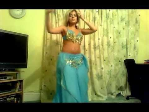 Issam Houshan- Drum Solo (Belly Dance By Farrah)